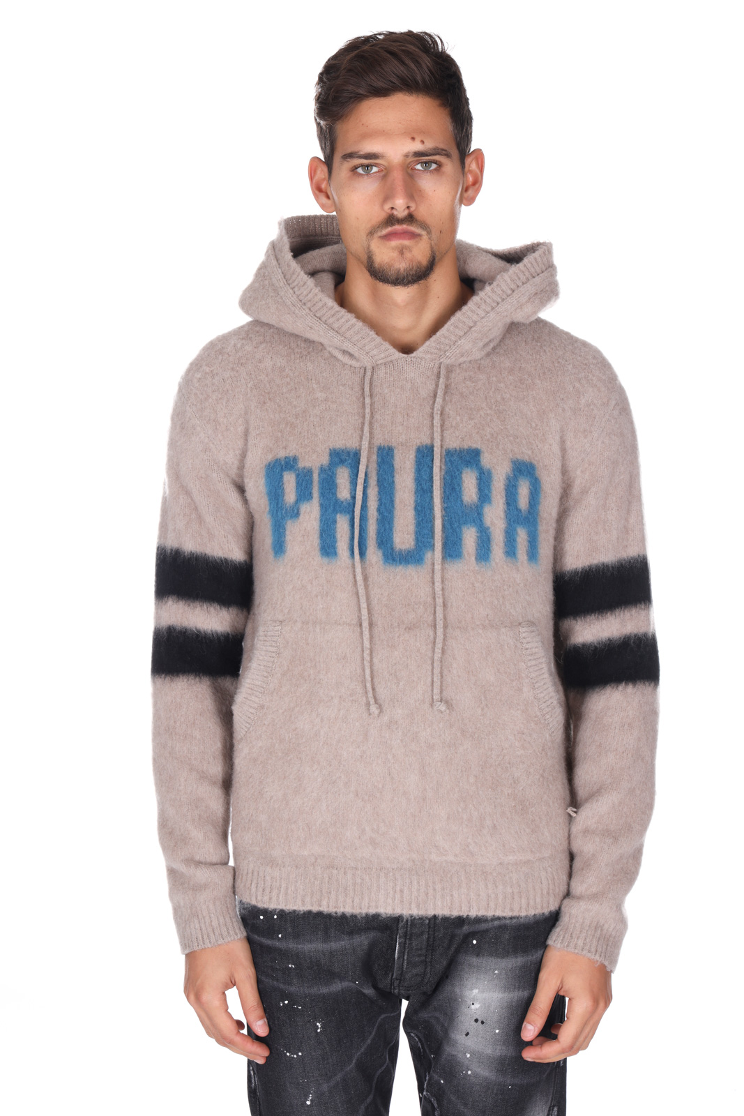 PAURA | Sweatshirt | 02PM9013M04995DOVE  - COLOR/B