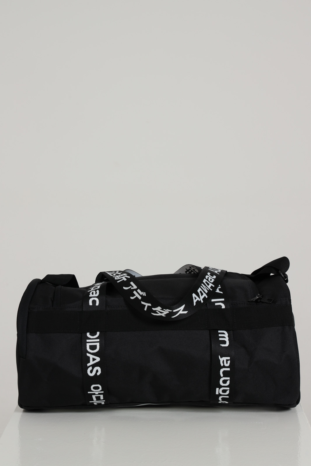 ADIDAS   Sport Bag   FJ9353BLACK/BLACK/WHI
