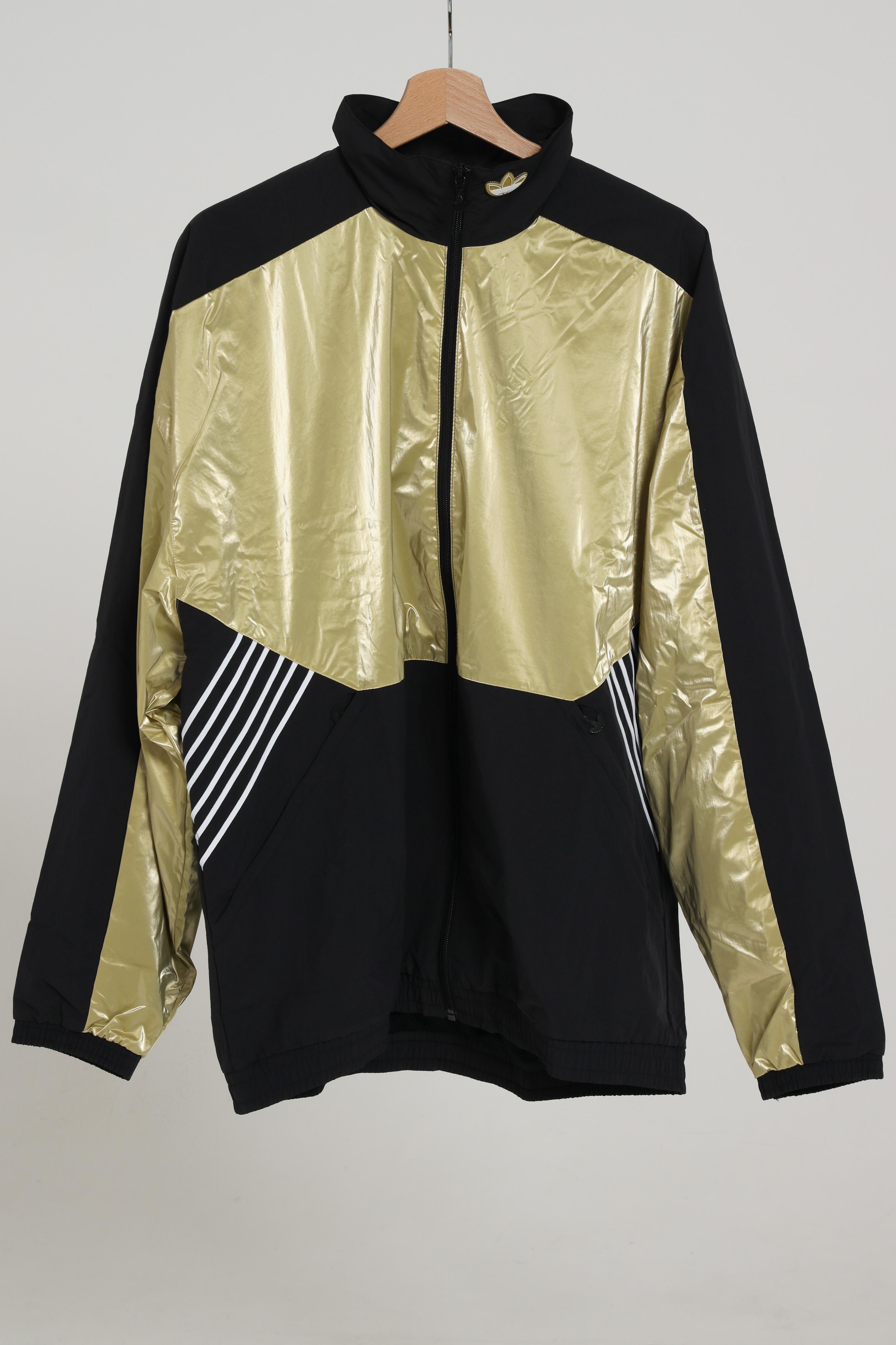 ADIDAS | Sweatshirt | GD5802BLACK/GOLDMT