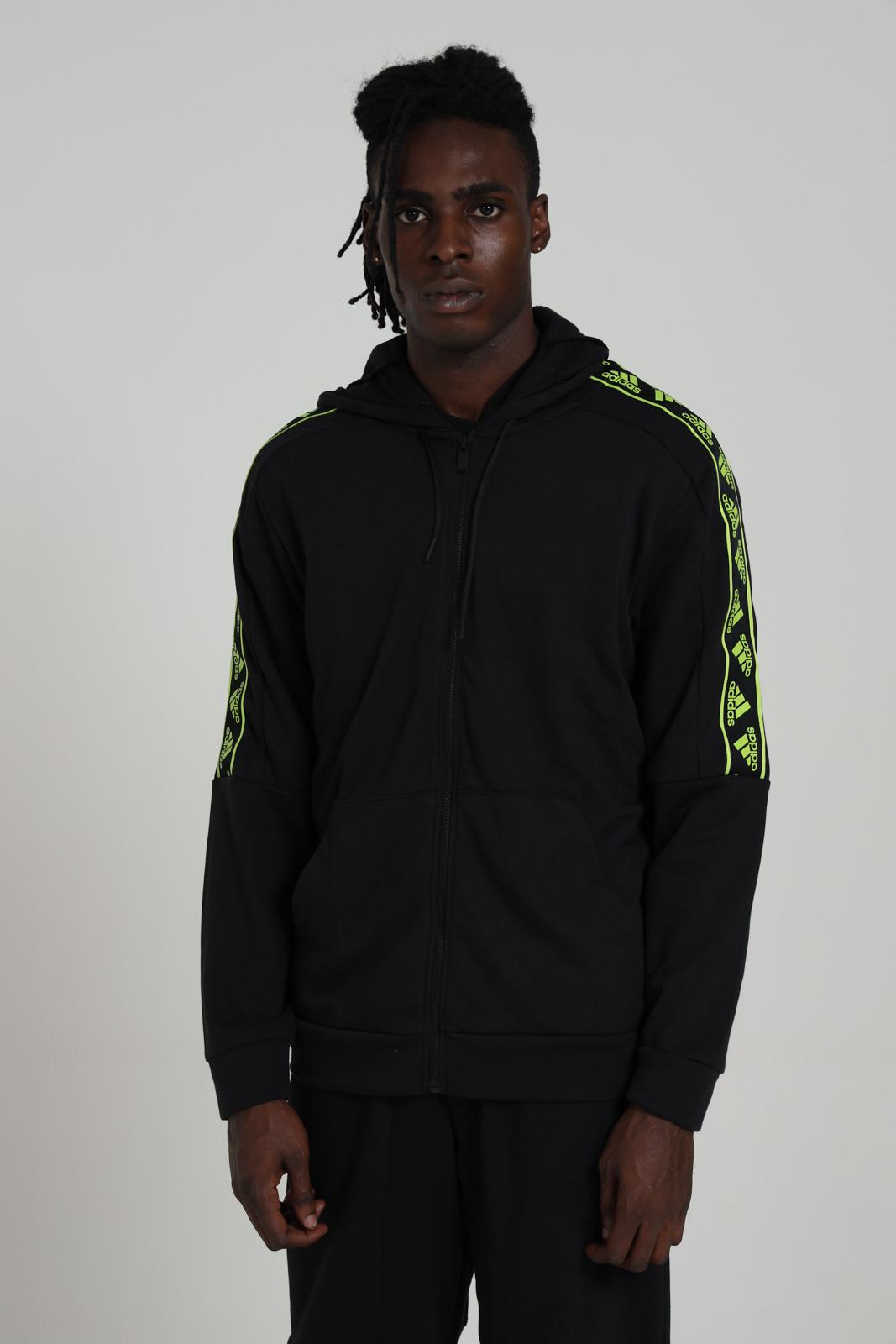 ADIDAS   Sweatshirt   GK3666BLACK/SESOSL