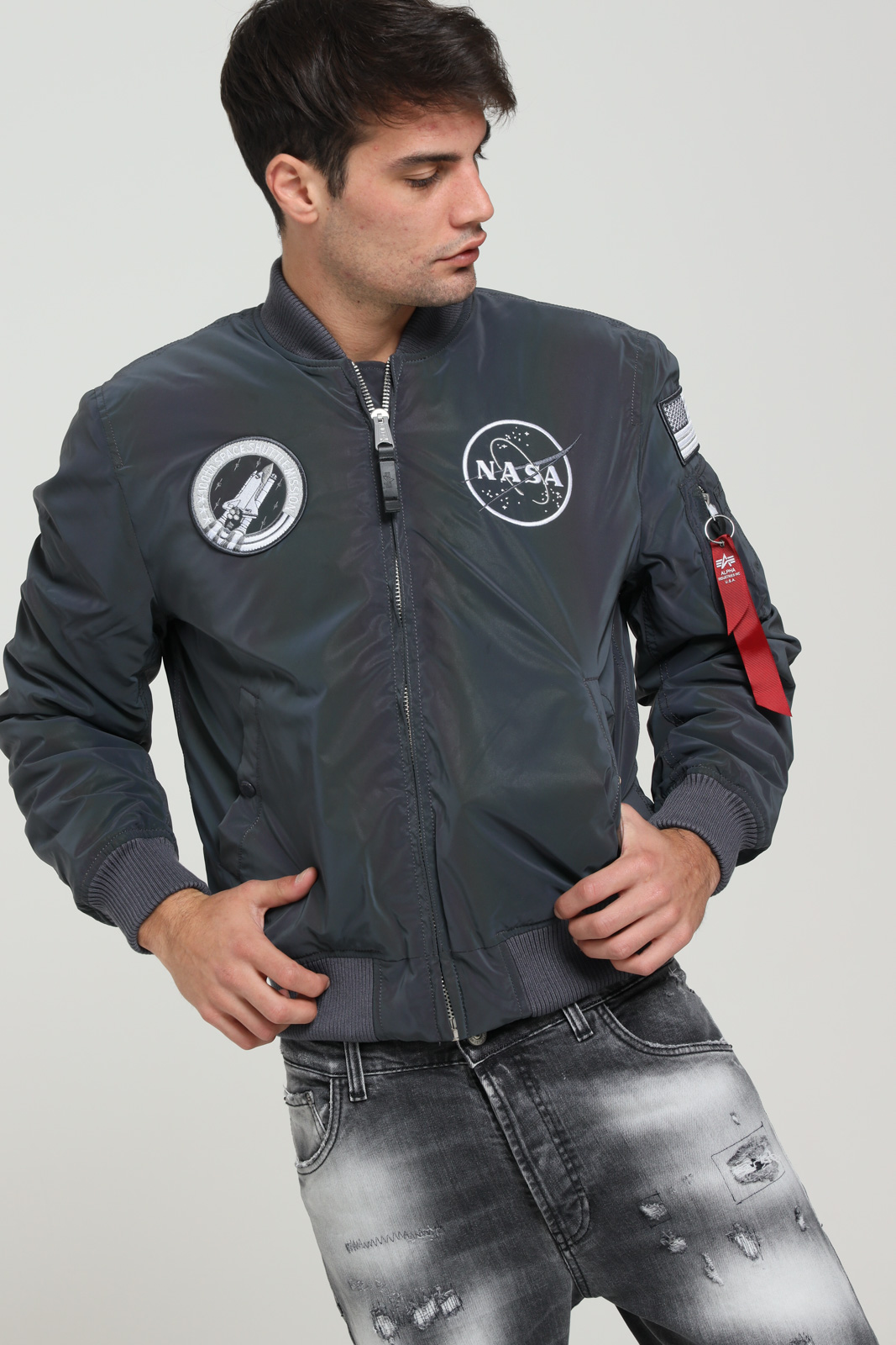 ALPHA INDUSTRIES | Jacket | 128112RR572