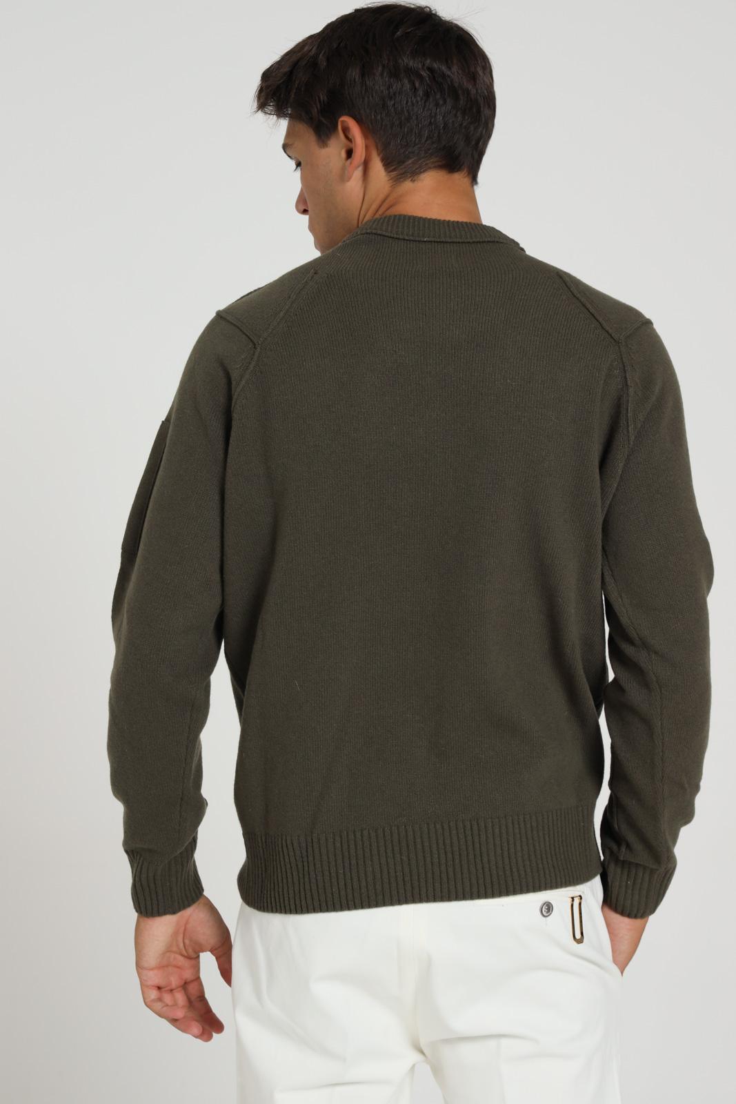 C.P. COMPANY | Knitwear | 09CMKN111A-005504A683