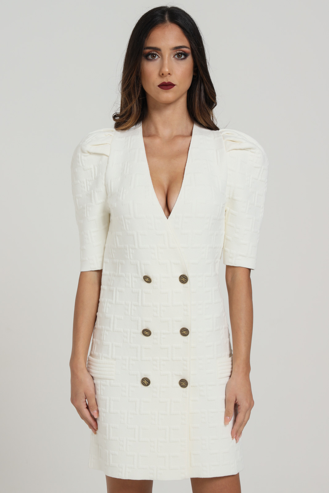 ELISABETTA FRANCHI | Dress | AM66Q06E2193