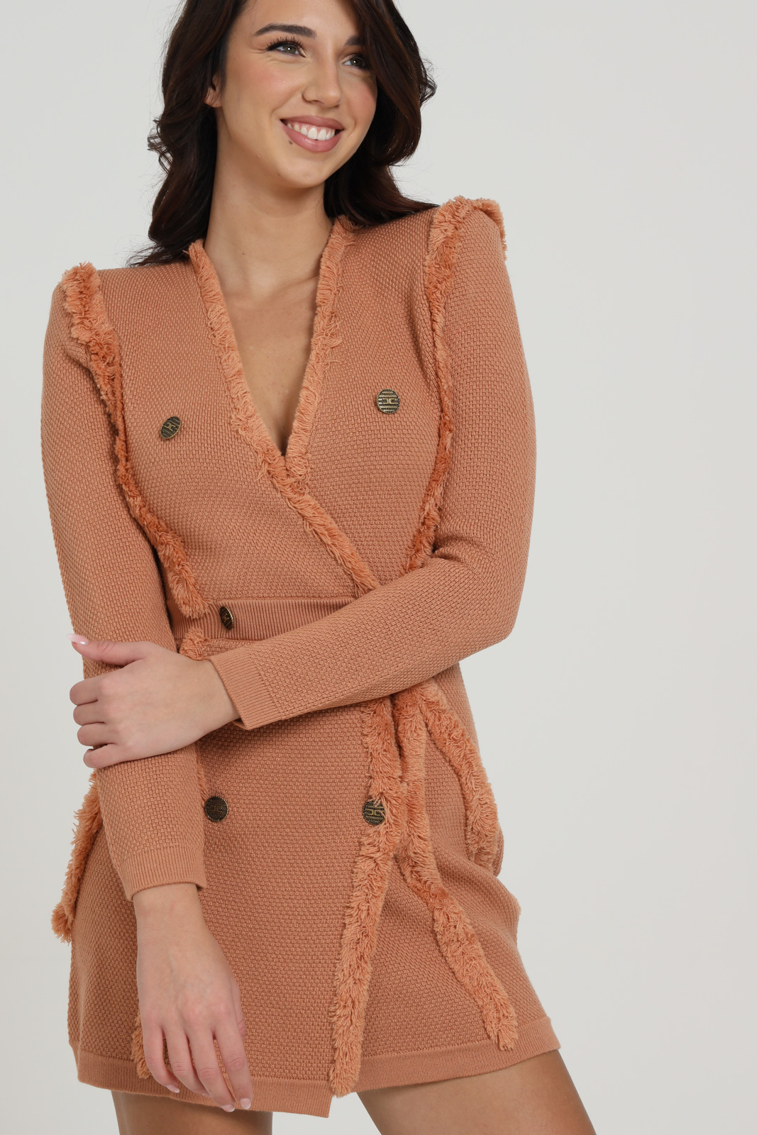 ELISABETTA FRANCHI | Dress | AM70S07E2W71