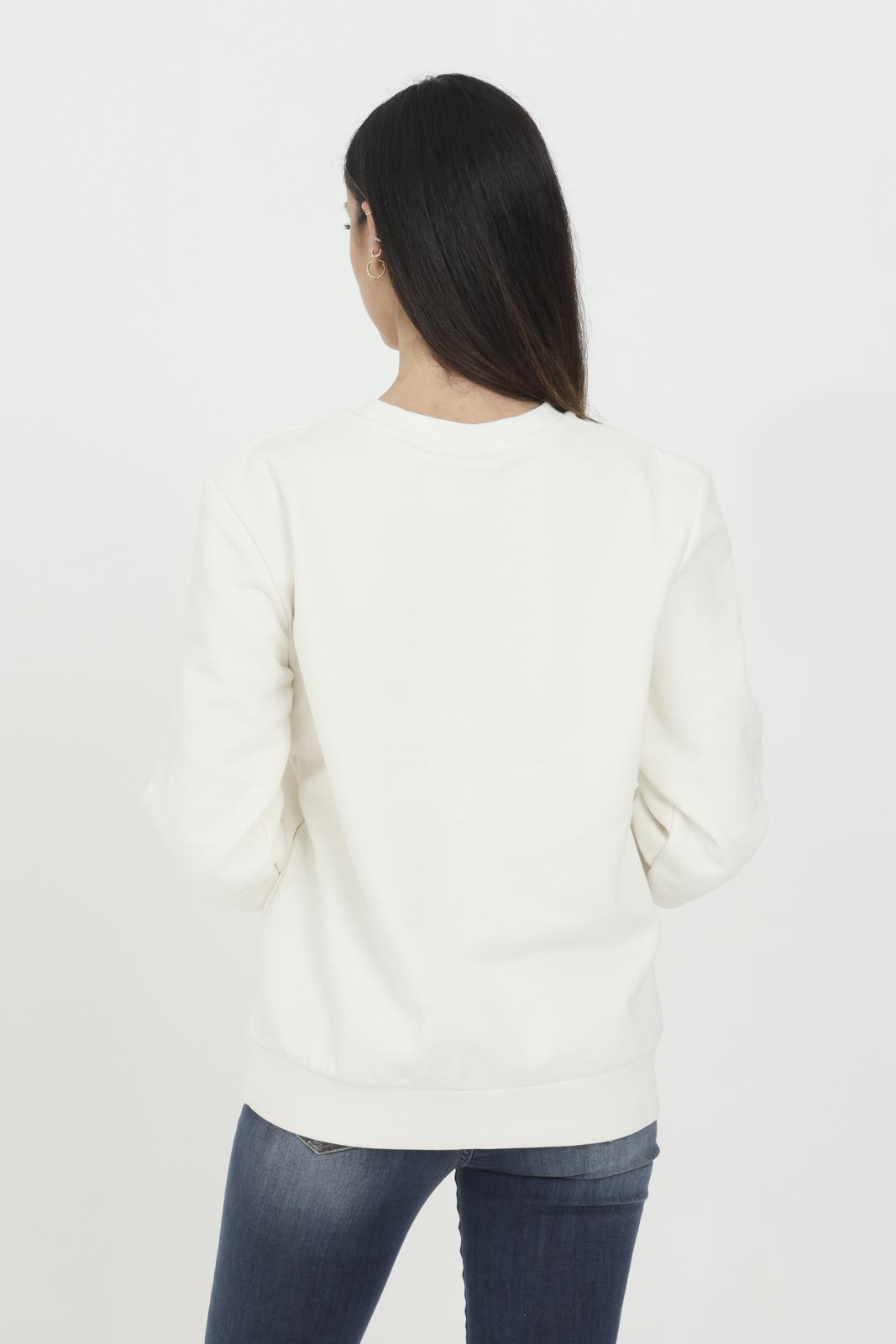 GAELLE | Sweatshirt | GBD7059OFF WHITE