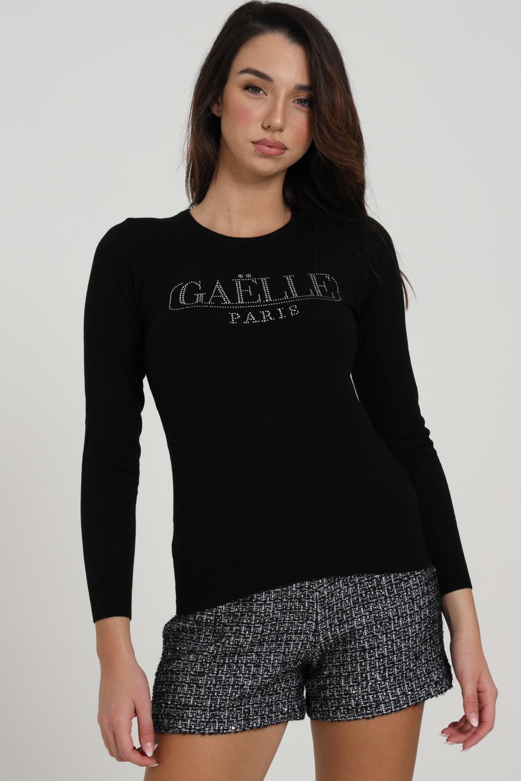 GAELLE | Knitwear | GBD8011NERO