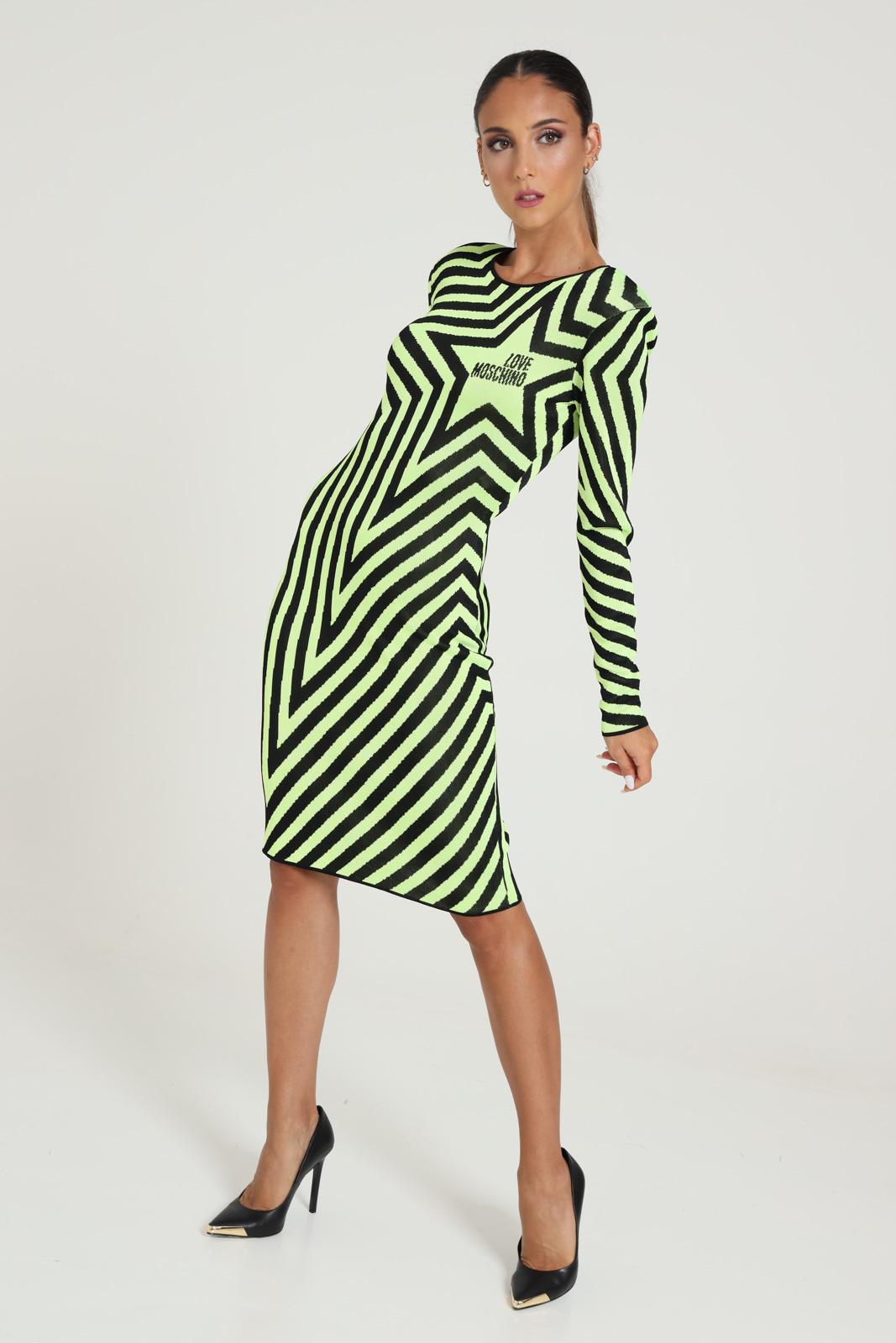 LOVE MOSCHINO | Dress | WS09R10XA0936004