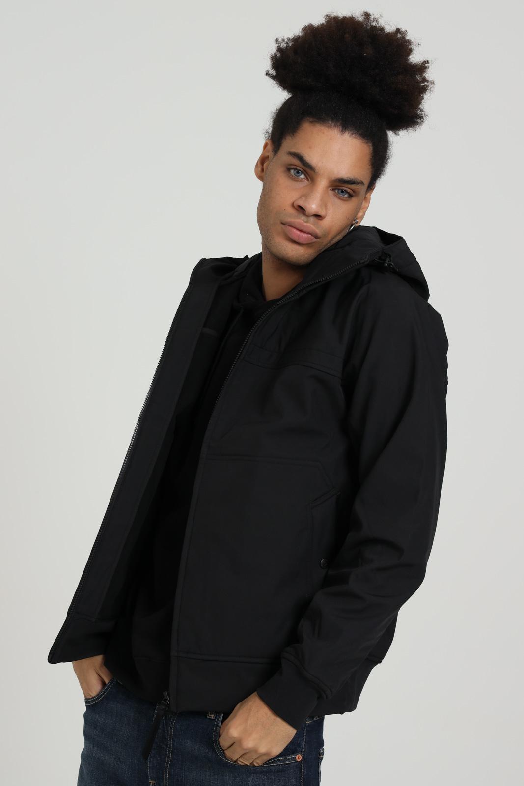 MA.STRUM | Jacket | MSMAS1466JET BLACK