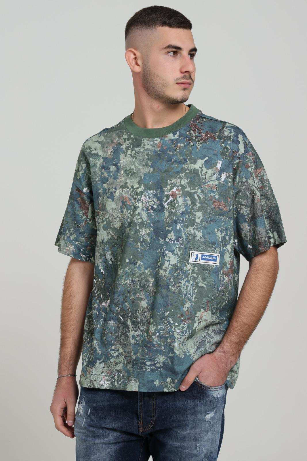 NAPAPIJRI | T-shirt | NP0A4EODF1Y1F1Y1