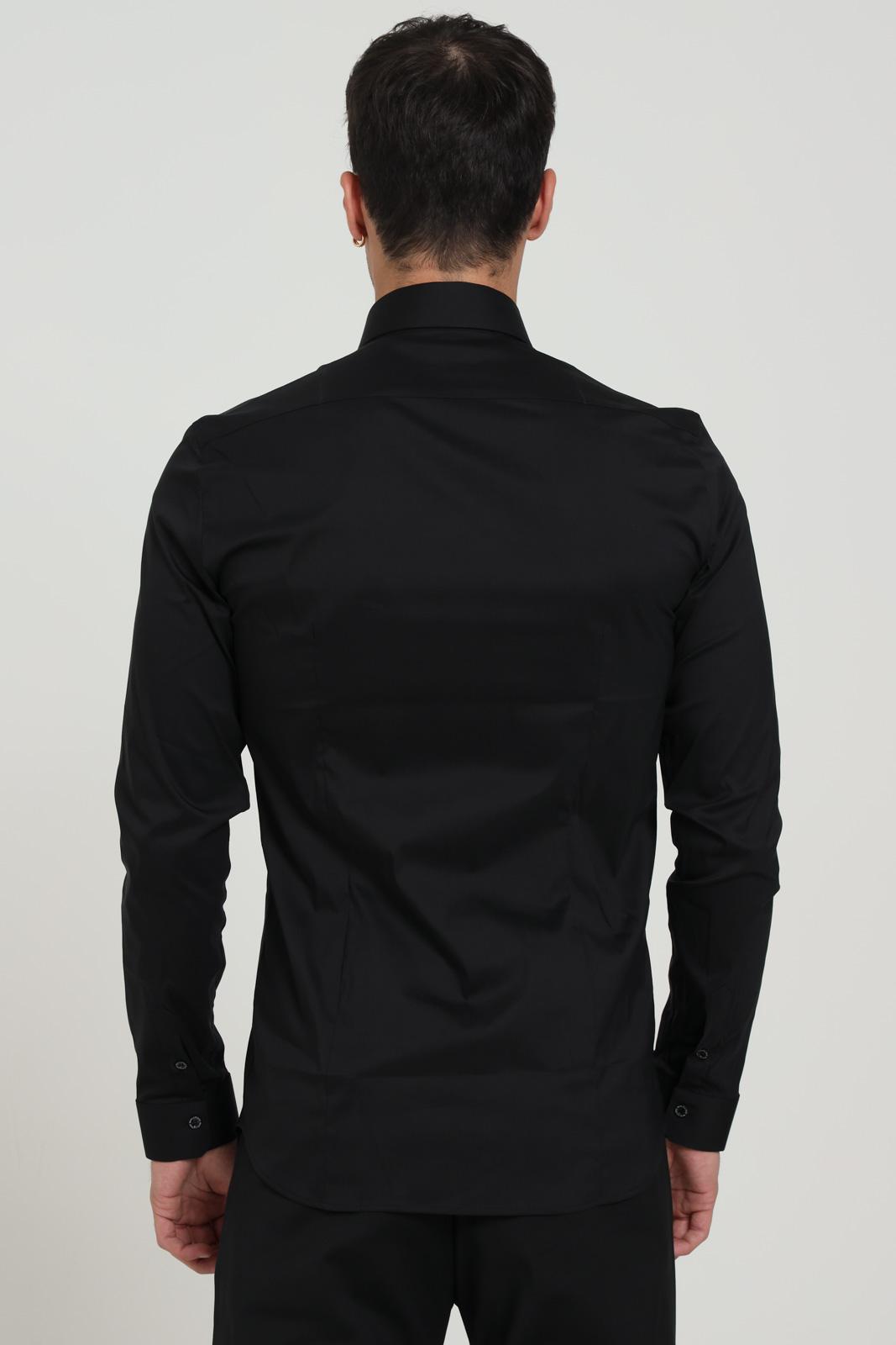 Camicia Con Bottoni Modello Comodo PATRIZIA PEPE | Camicie | 5C0055/A01K102