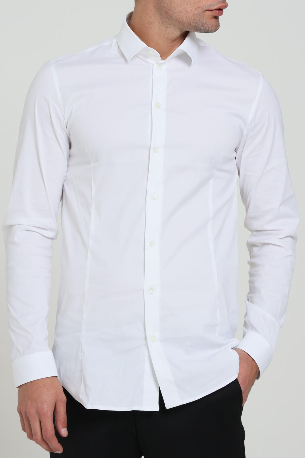 Camicia Con Bottoni Modello Comodo PATRIZIA PEPE | Camicie | 5C0055/A01W103