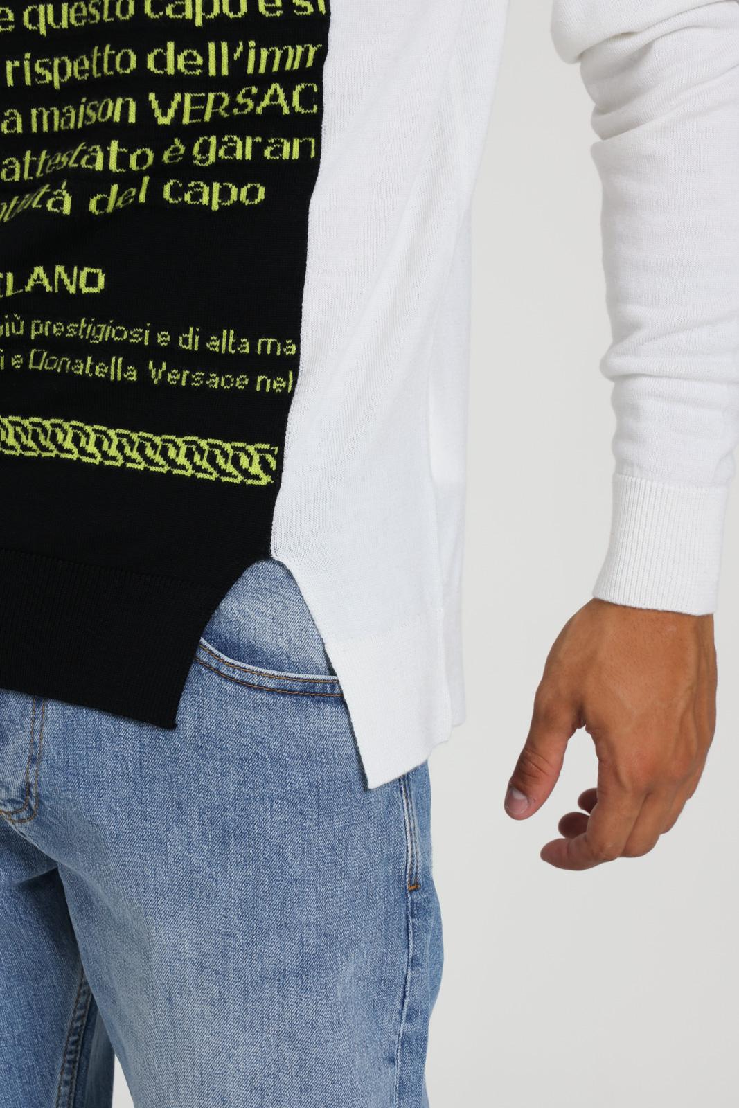 VERSACE JEANS COUTURE | Knitwear | B5GZA81450465KK6