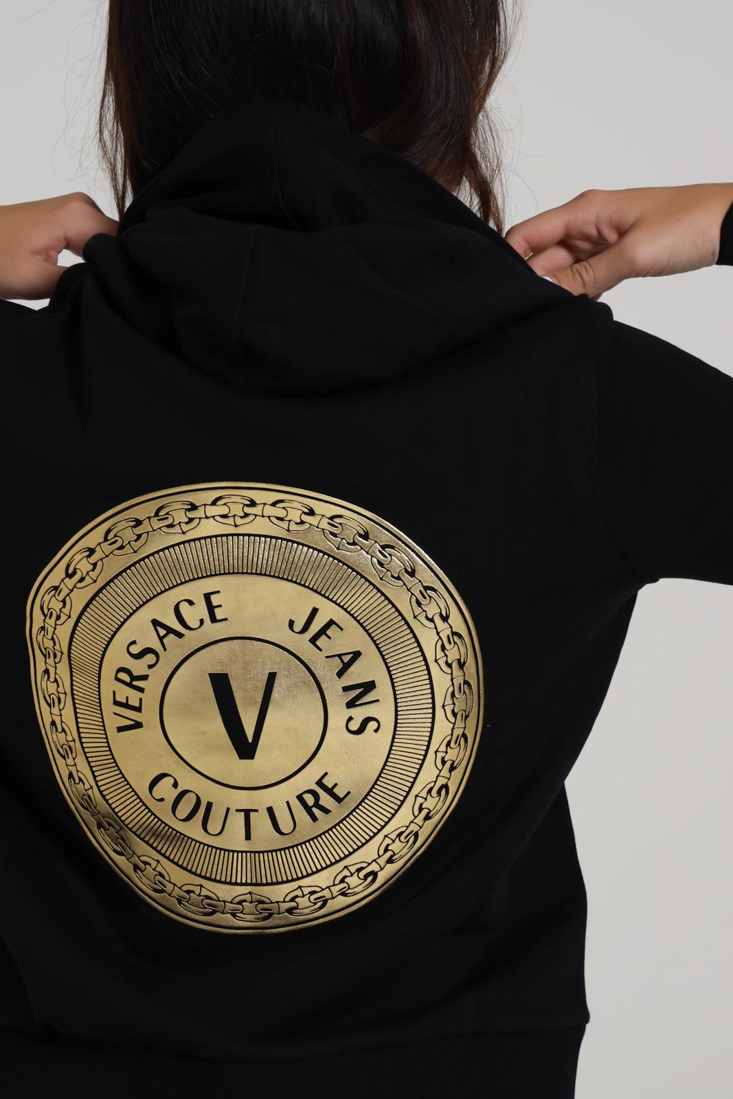 VERSACE JEANS COUTURE | Sweatshirt | B6HZA7TY30318K42