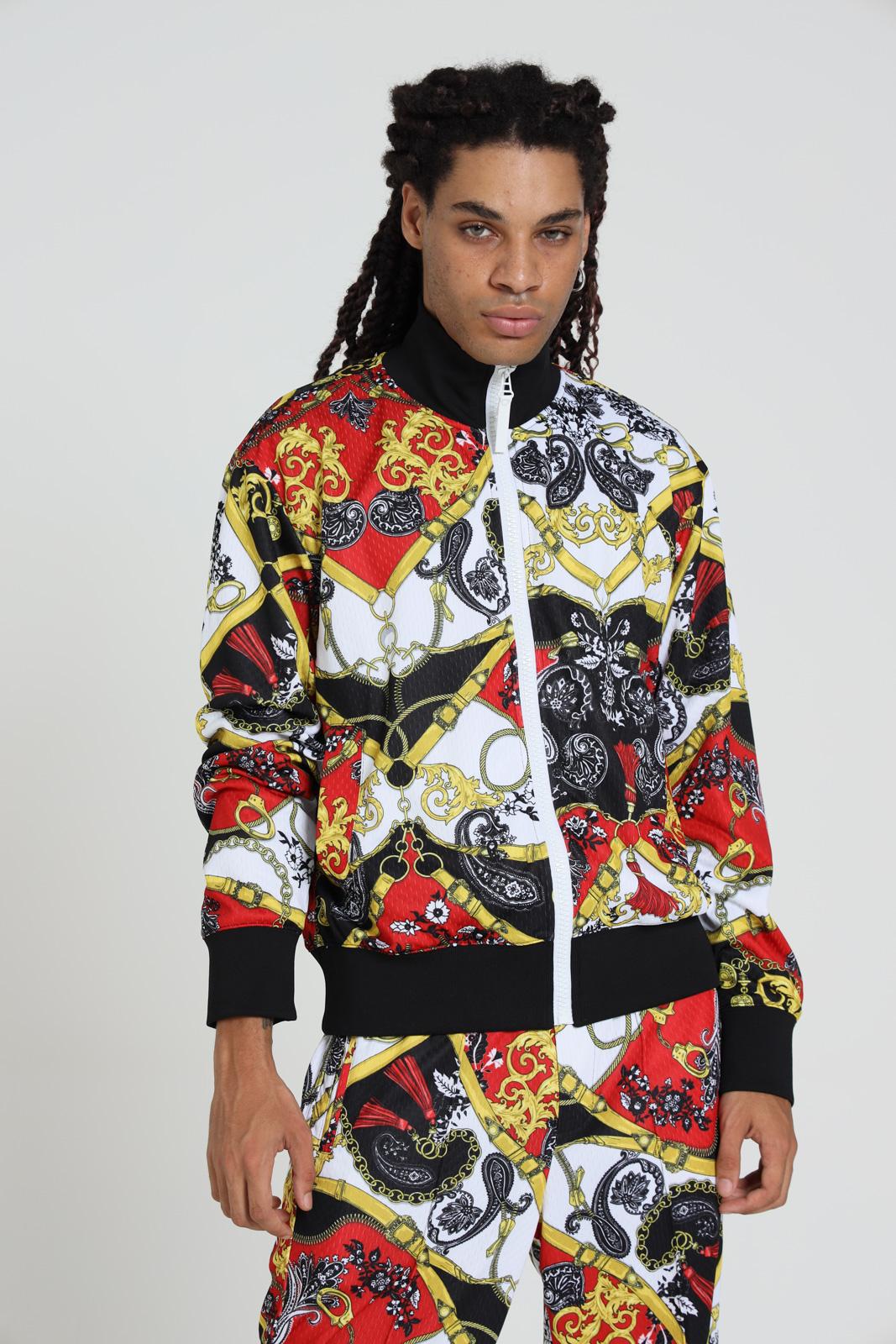 VERSACE JEANS COUTURE | Sweatshirt | B7GZA7F3S0851500