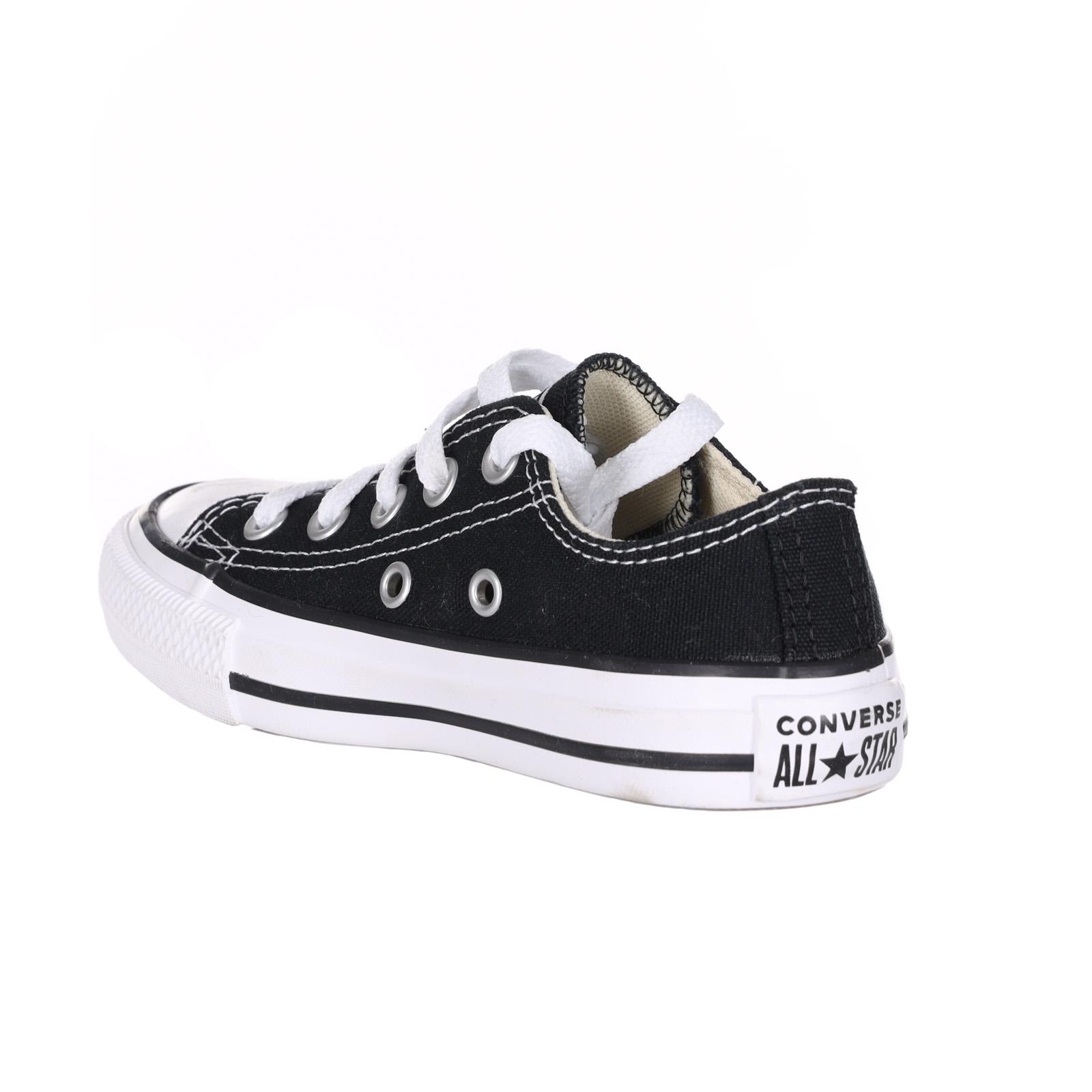 Sneakers bambino/a nere Converse con taglio basso - CONVERSE - Pavidas