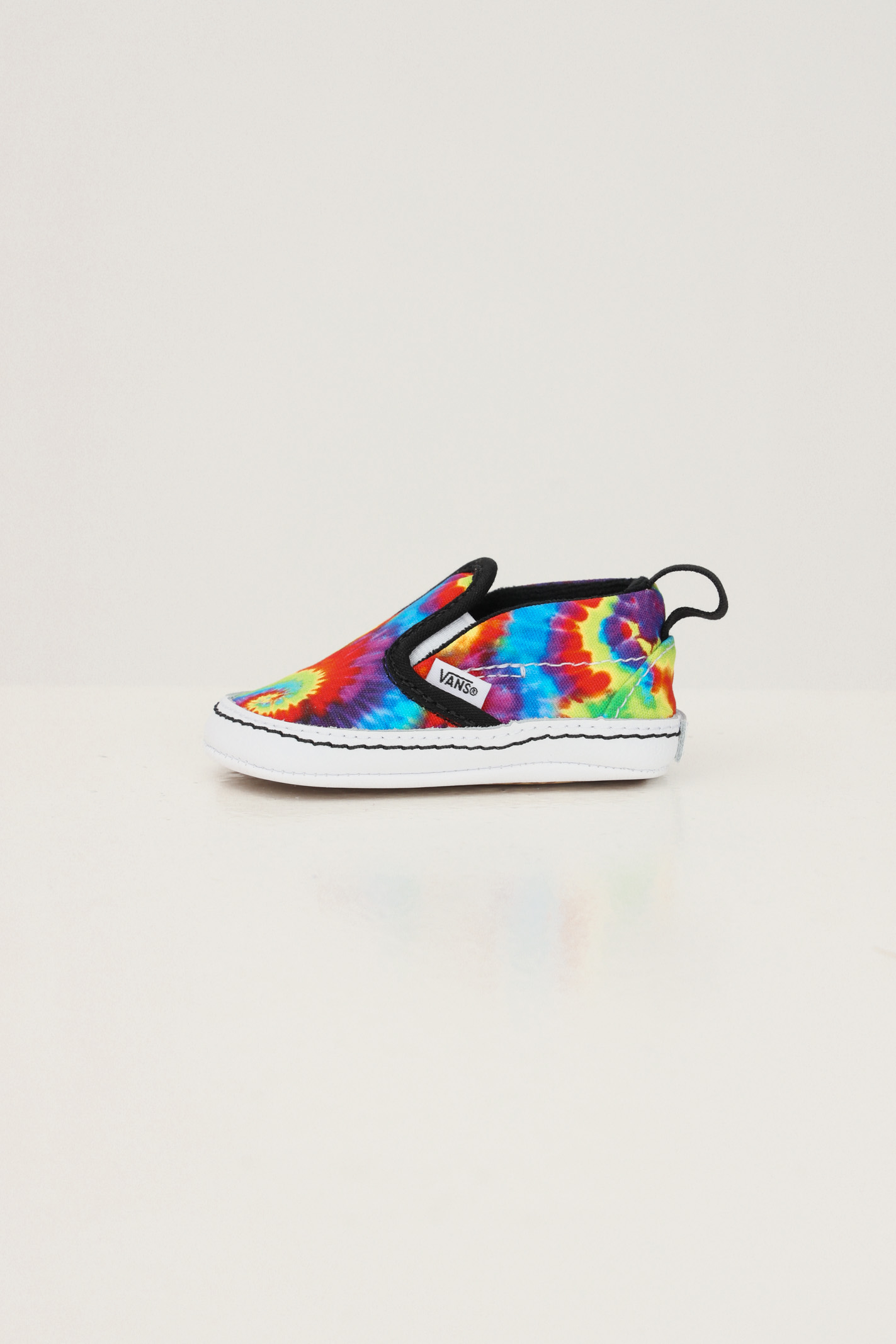 Sneakers slip on v crib neonato multicolor vans