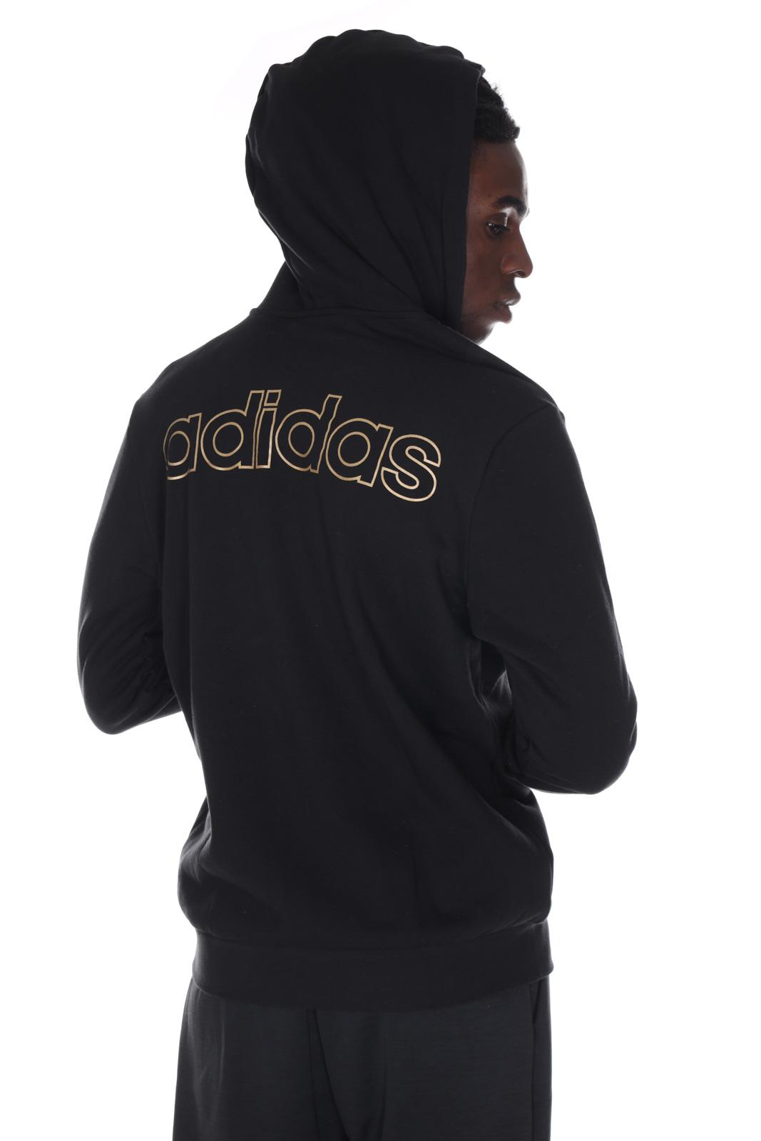 ADIDAS | Sweatshirt | FM3438BLACK/GRESIX