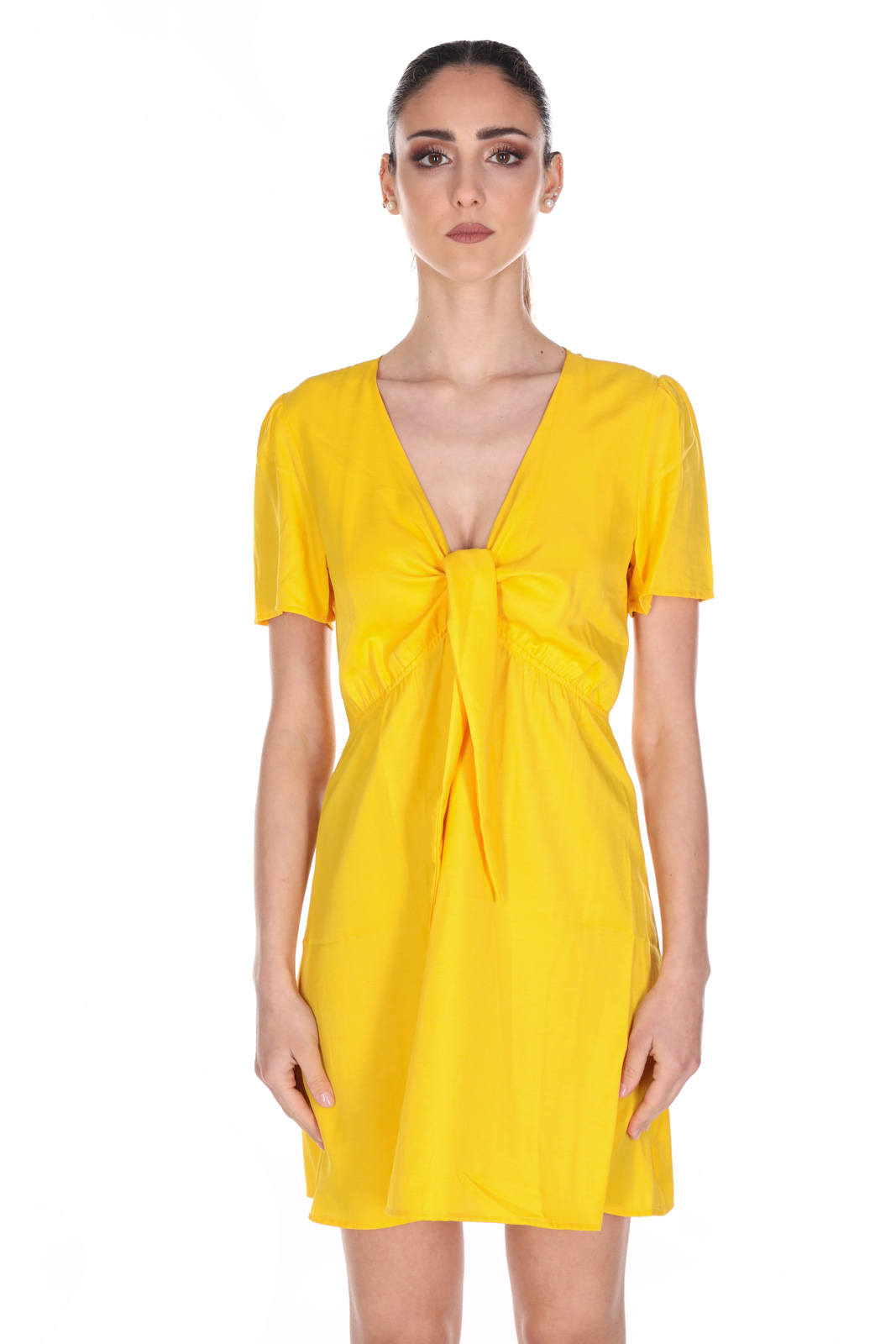 GLAMOROUS | Dress | KA6343YELLOW