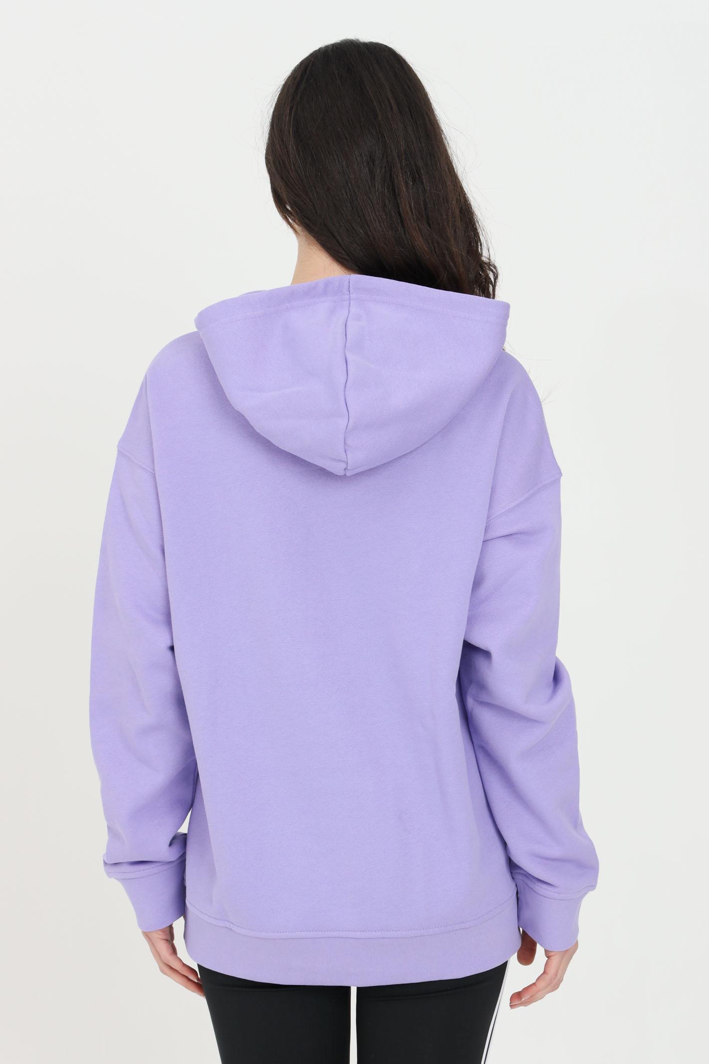 Adicolor trefoil hoodie  ADIDAS   Sweatshirt   GN2953.