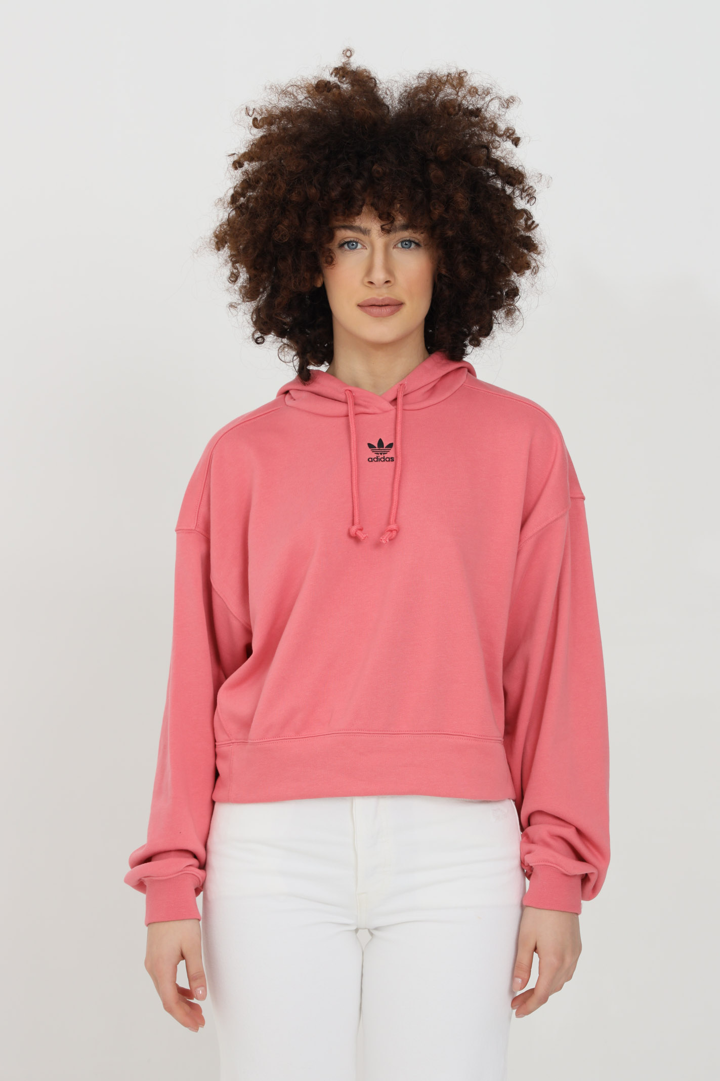 Hoodie loungewear essentials ADIDAS | Sweatshirt | H13875.