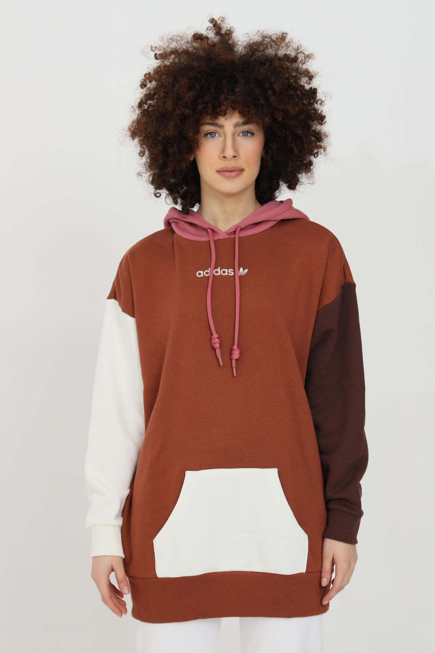 Hoodie with front pocket ADIDAS | Sweatshirt | H33366.
