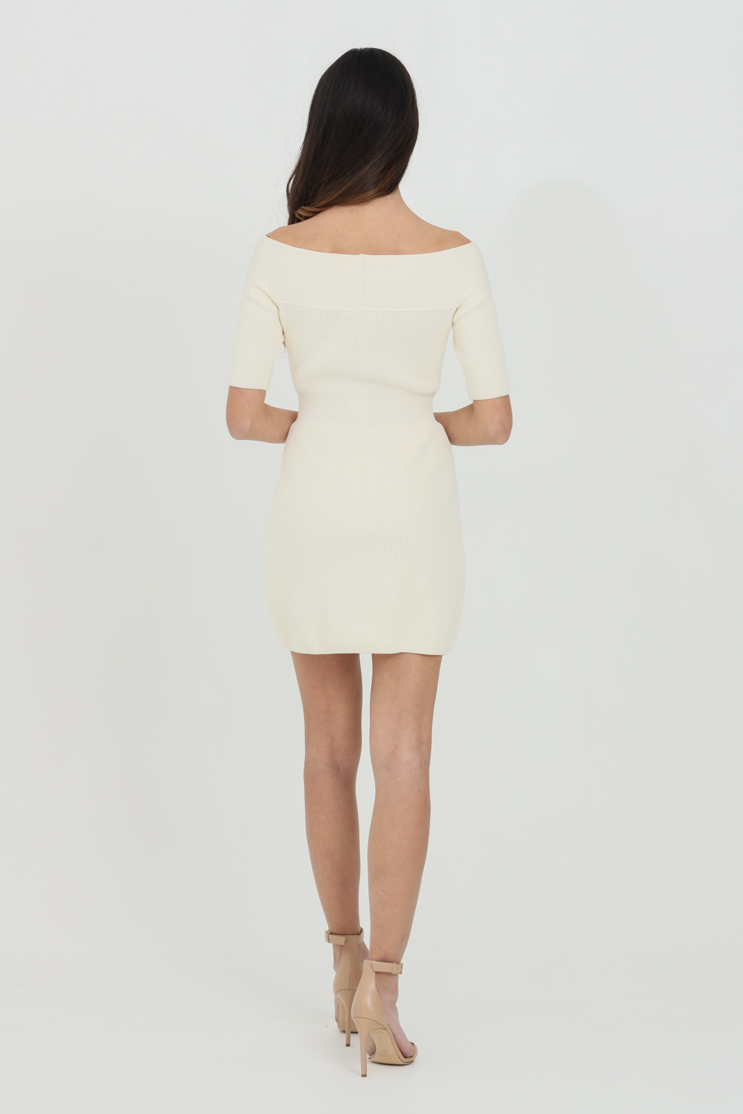 Mini double-breasted dress ELISABETTA FRANCHI | Dress | AM07Q11E2193