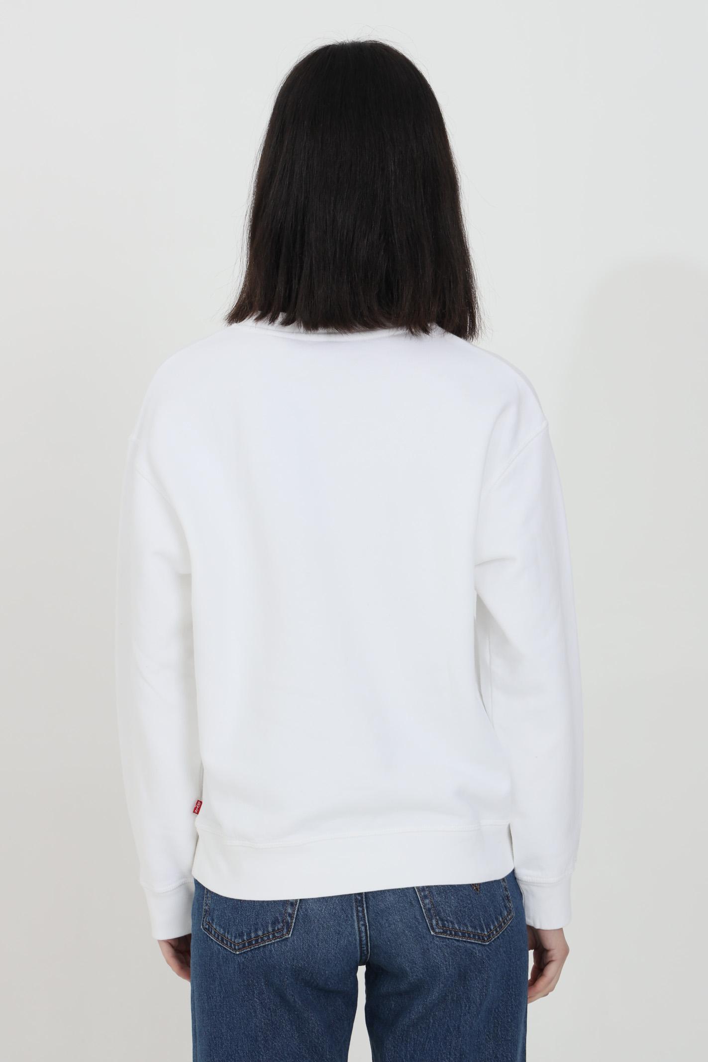 Crew neck sweatshirt with front logo LEVI'S | Sweatshirt | 18686-00040004
