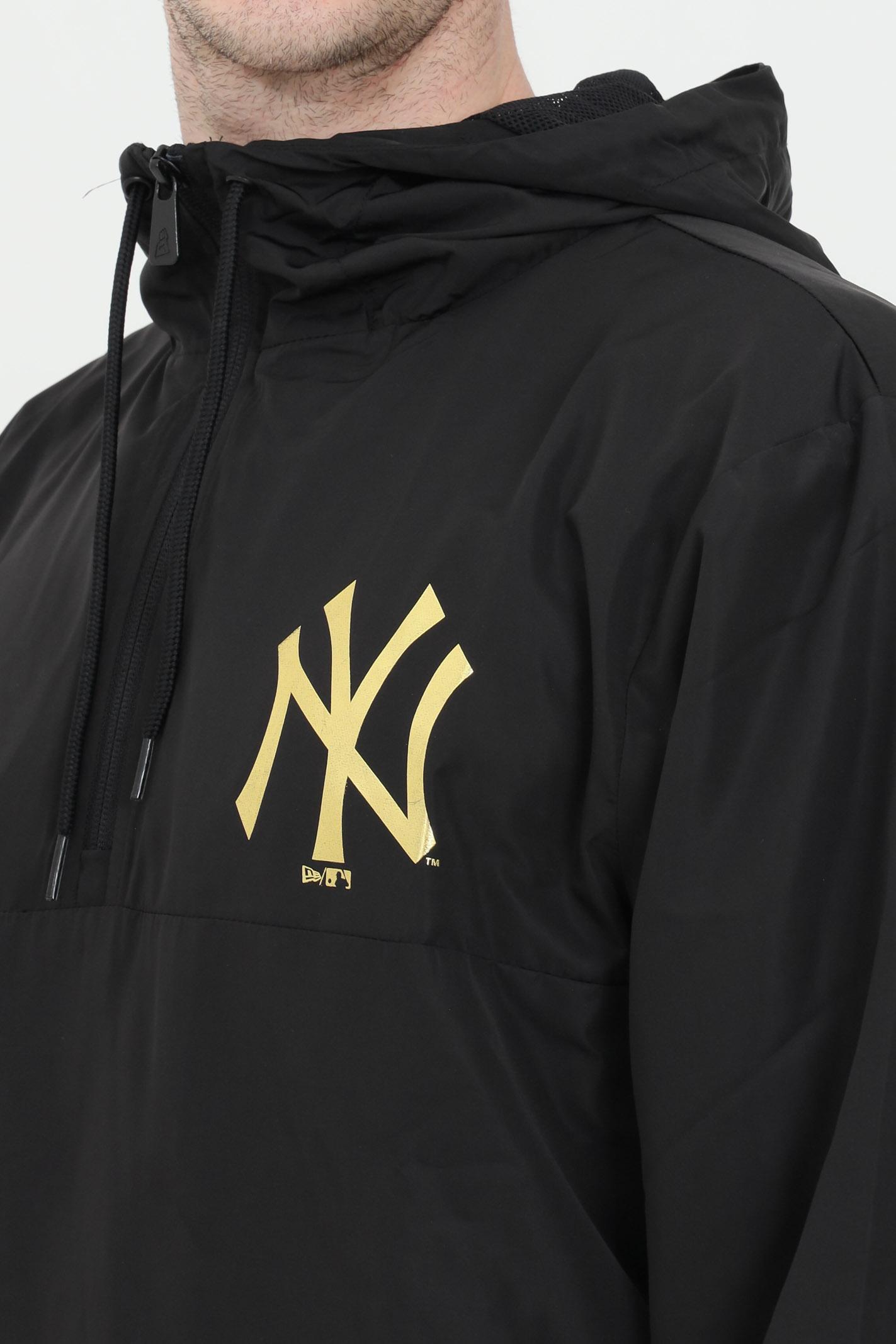 Giacca a vento metallic new york yankees con mezza zip NEW ERA   Giubbotti   12590862.