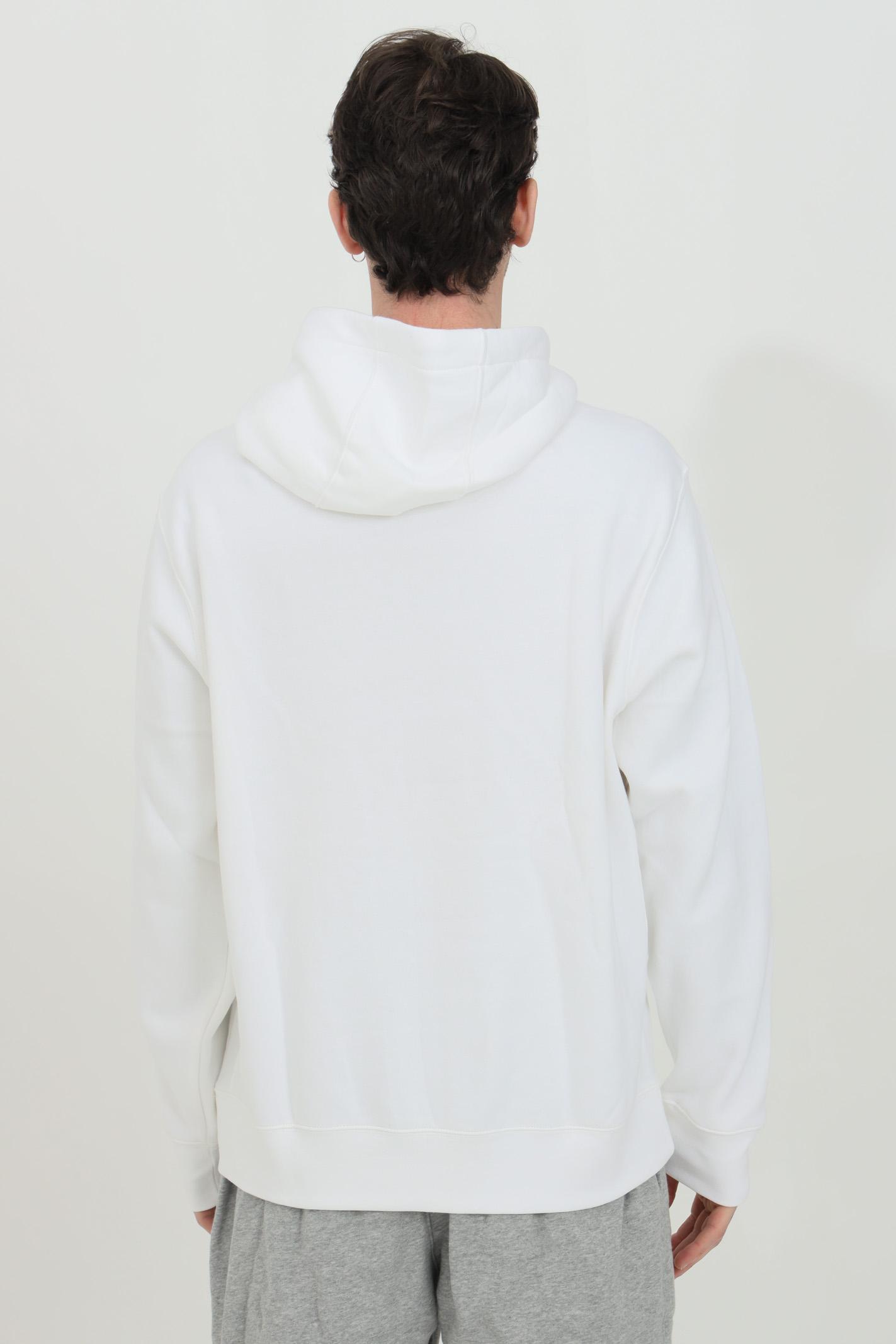White hoodie. Nike NIKE | Sweatshirt | BV2973100