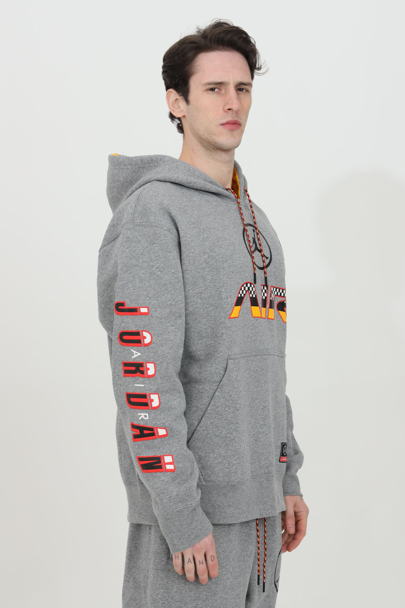 Sweatshirt sport DNA with hood and multicolor laces NIKE   Sweatshirt   CV2984091