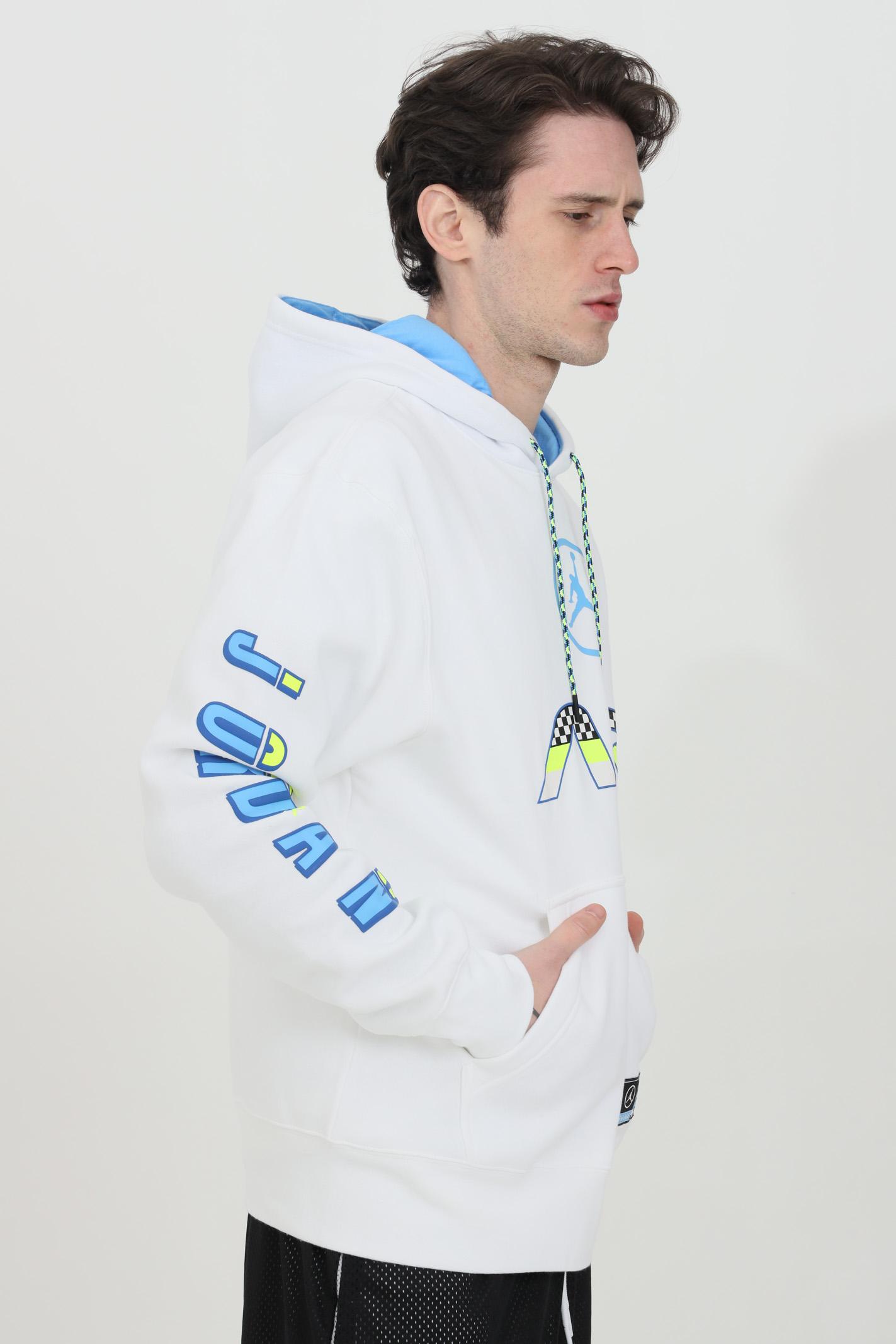 Felpa sport DNA con cappuccio e lacci multicolor NIKE | Felpe | CV2984100