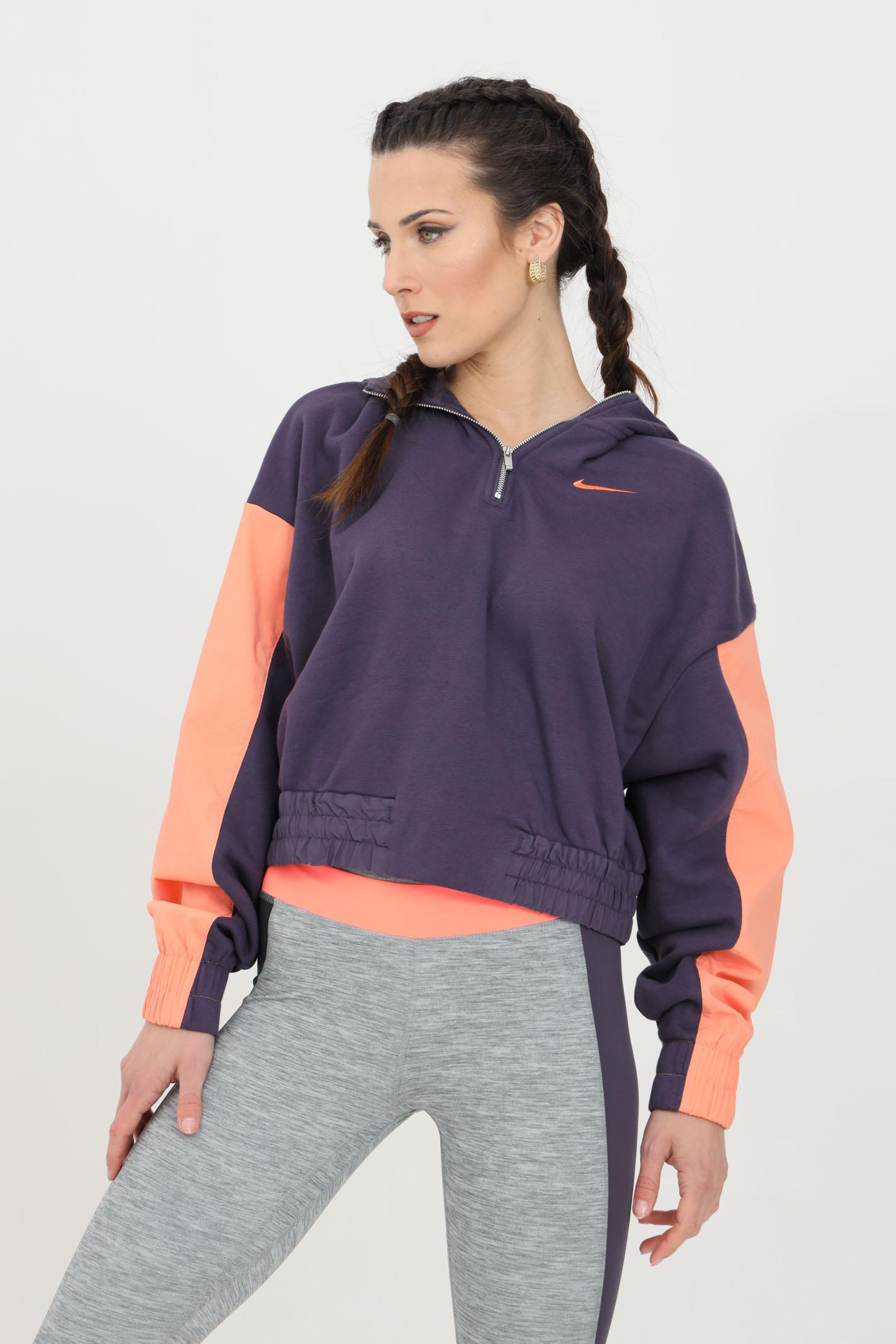 Sweatshirt with half zip and hood NIKE | Sweatshirt | CZ8164573