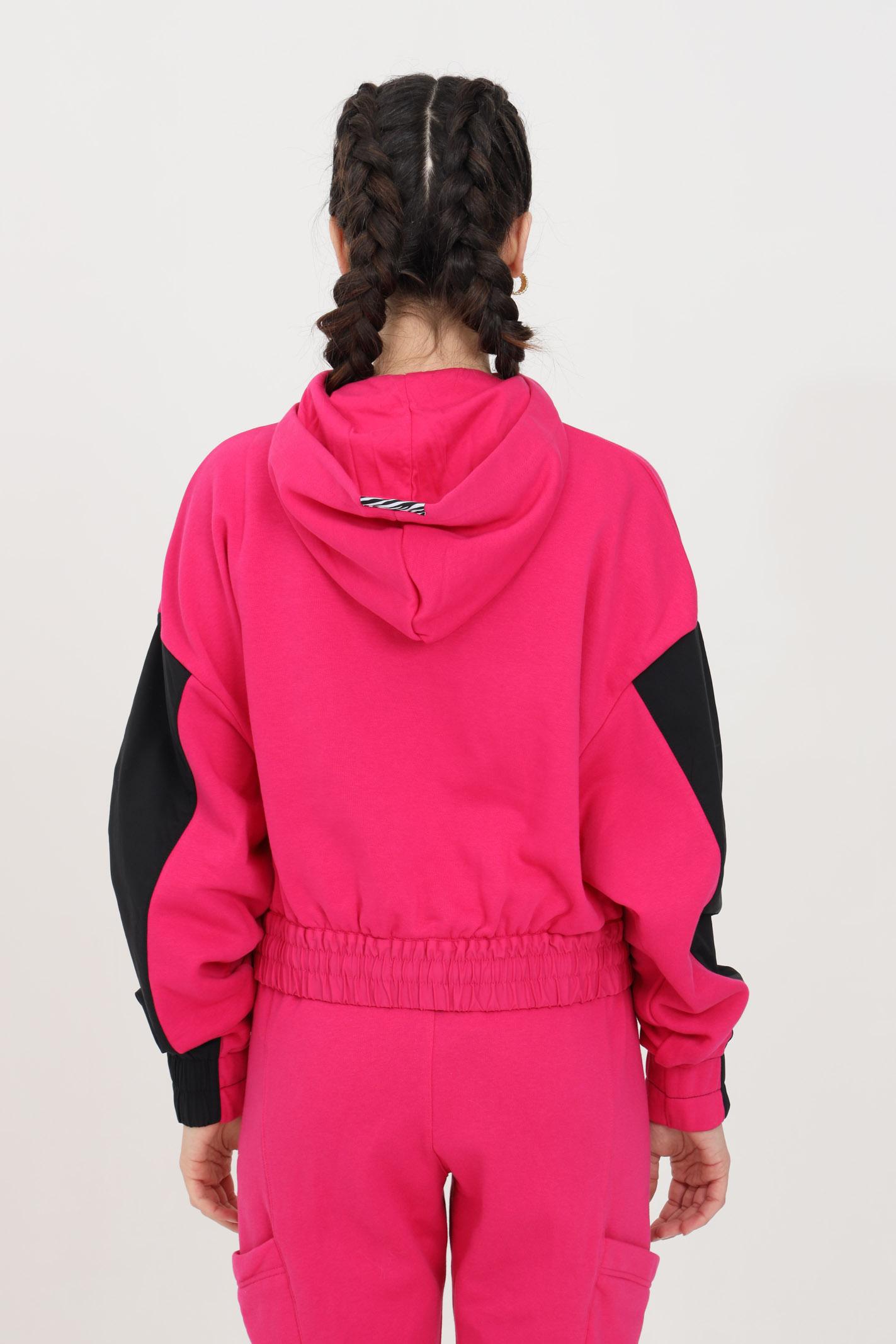 Sweatshirt with half zip and hood NIKE   Sweatshirt   CZ8164615