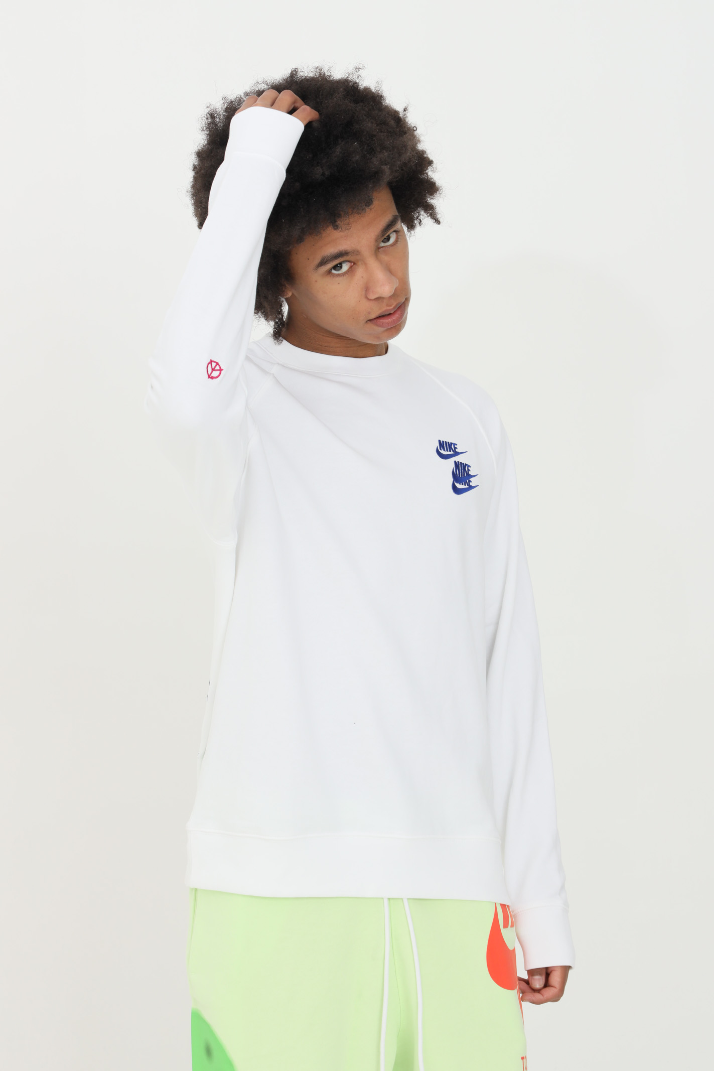 Sweatshirt crew neck sportswear made of French Terry NIKE | Sweatshirt | DD0882100
