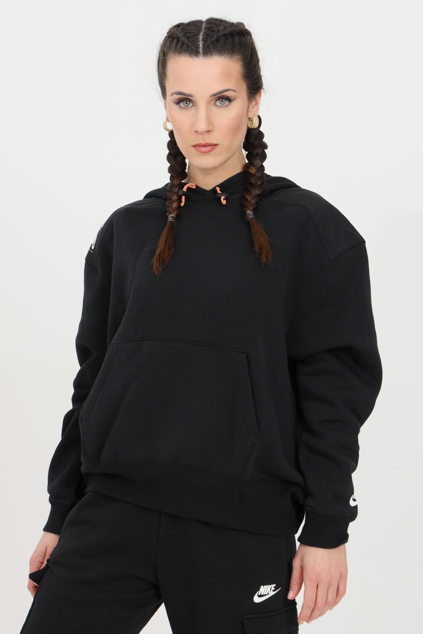 Felpa pullover in fleece con cappuccio NIKE | Felpe | DD3605010