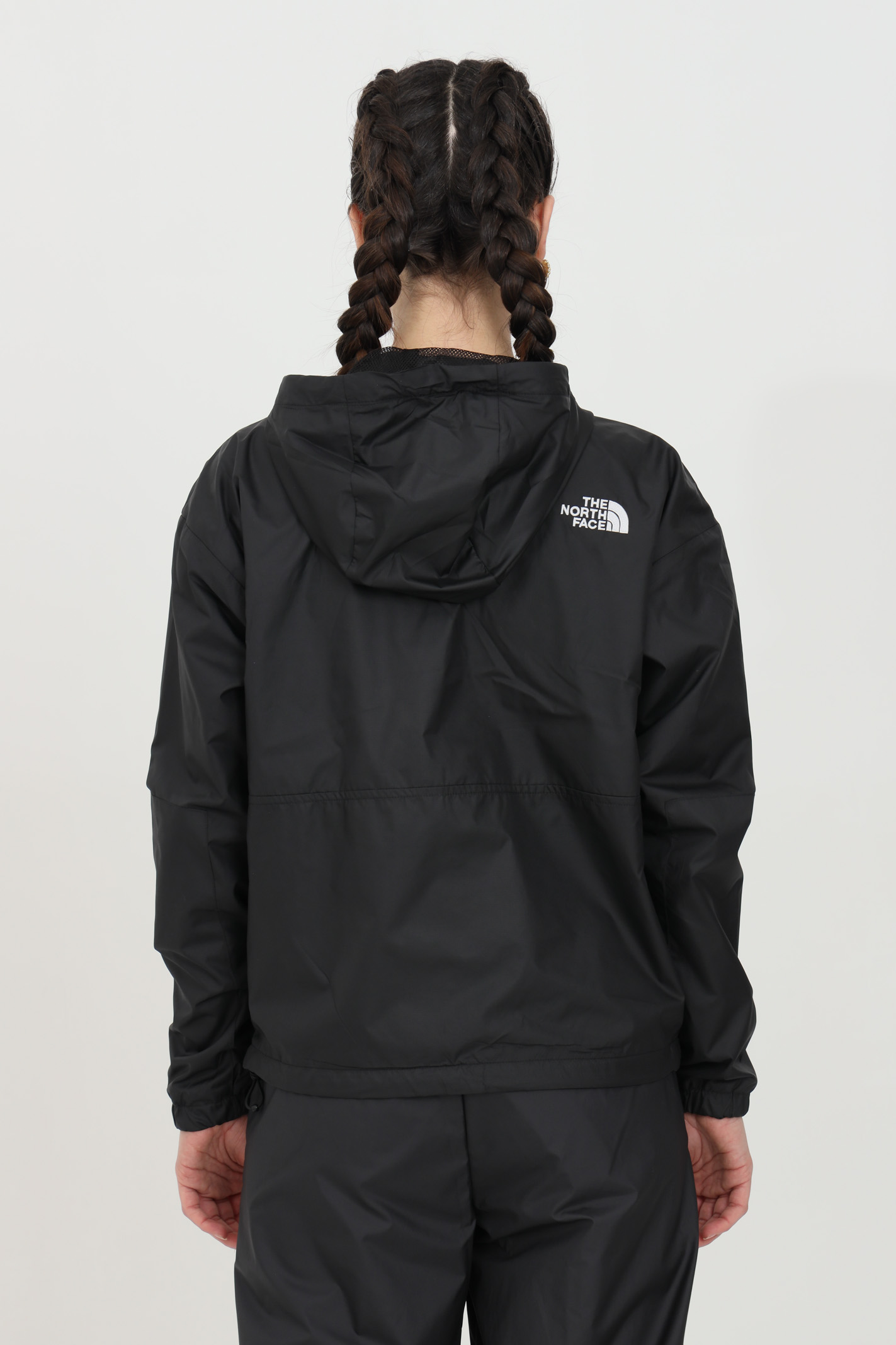 Wind jacket with zip and hood THE NORTH FACE | Jacket | NF0A4C9HJK31JK31