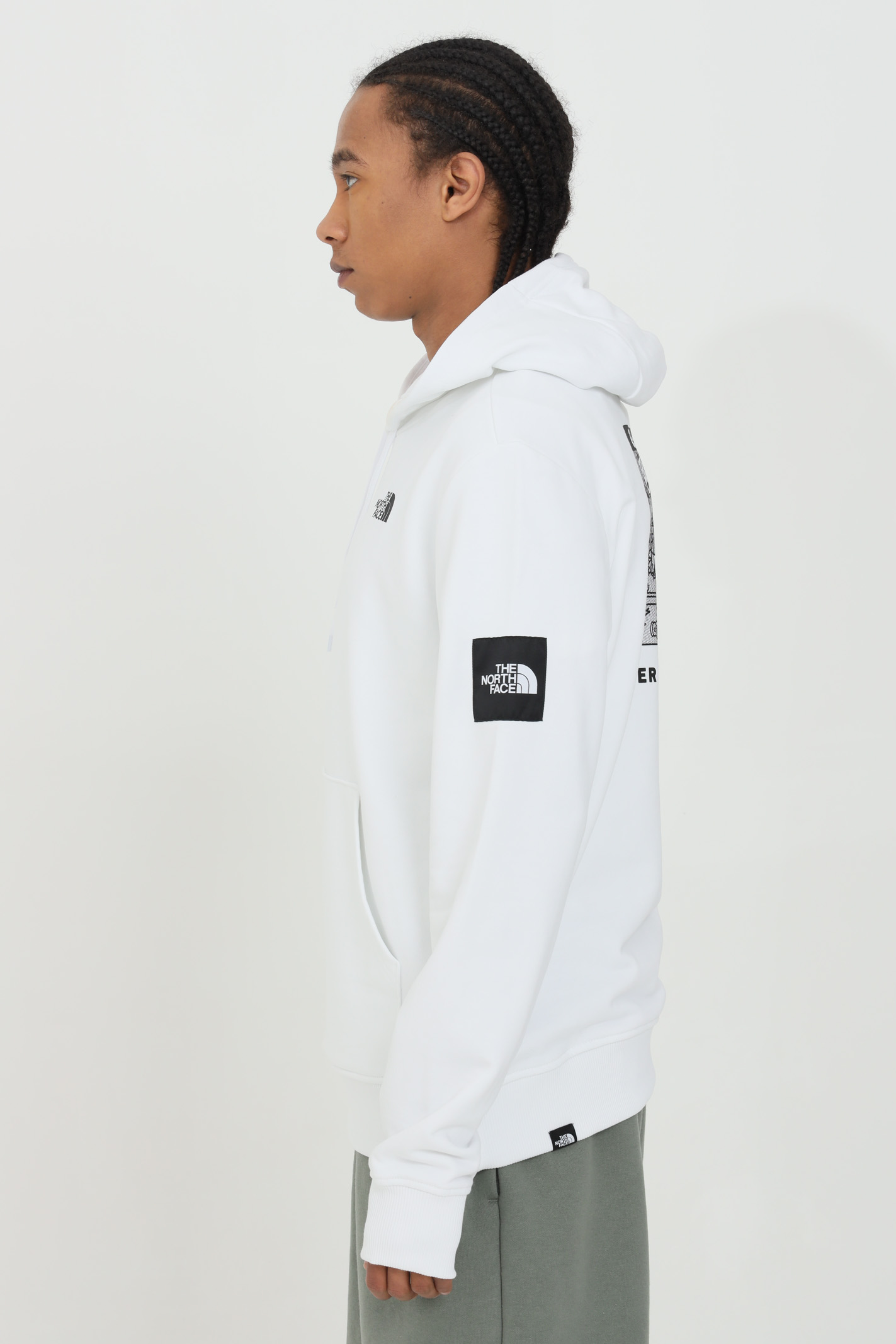 Hoodie with front logo THE NORTH FACE | Sweatshirt | NF0A557HFN41FN41