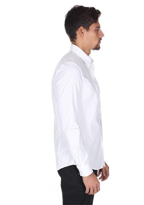 Camicia Classica Cc0092cs2931 BIKKEMBERGS | Camicie | CC0092CS2931A00