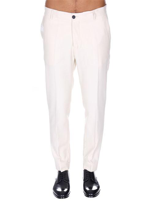 Pantalone Classico Patrick GAZZARRINI | Pantaloni | PATRICKOFF WHITE