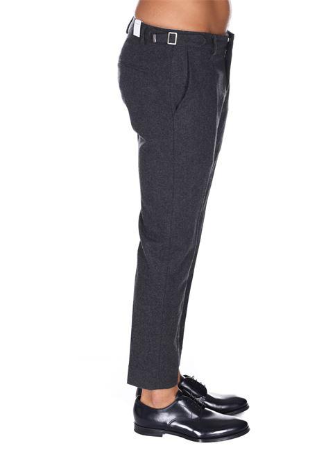 Pantalone Classico Peers GAZZARRINI | Pantaloni | PEERSANTRACITE