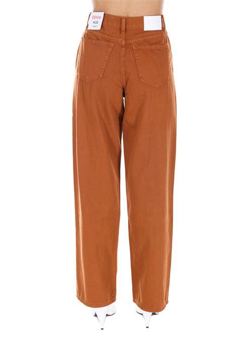 Pantalone Ampio Ea0445 GLAMOROUS | Pantaloni | EA0445RUST