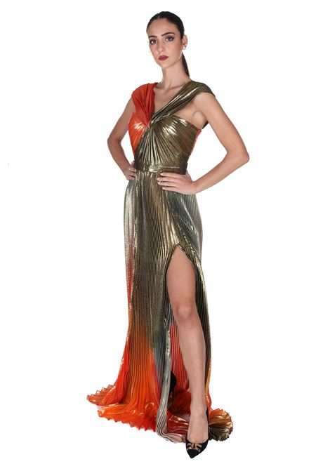 IRIS | Dress | RANIA LILLYAS SAMPLE