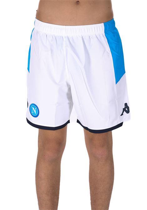 Pantaloncino Logato Napoli 304njp0 KAPPA NAPOLI | Shorts | 304NJP0901