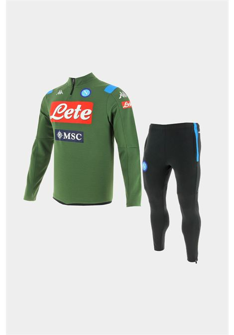 Tuta Calcio Logata Kappa Napoli KAPPA NAPOLI | Tute | 304NXX0 K967