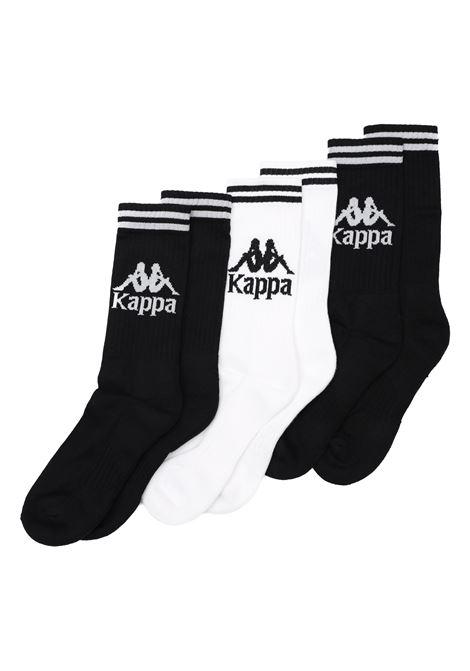Tri-pack Calzini Logati KAPPA | Calzini | 3030QL0910