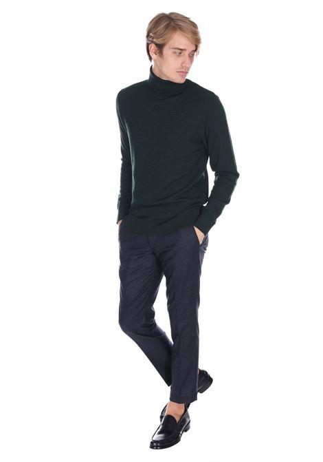 Pantalone Classico Mcbra3435000c MICHAEL COAL | Pantaloni | MCBRA3435000C001