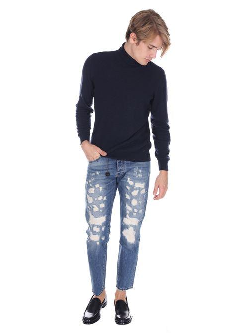 Jeans Con Strappi Mcmrk1128w330c MICHAEL COAL | Jeans | MCMRK1128W330C085