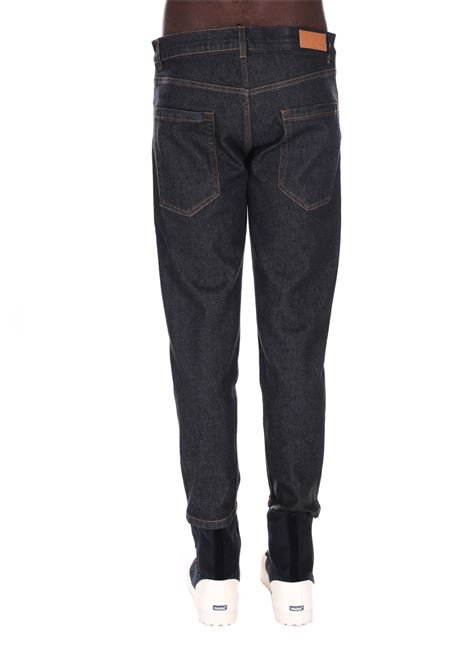 PAURA | Jeans | 02PM4025M07089DARK BLACK.