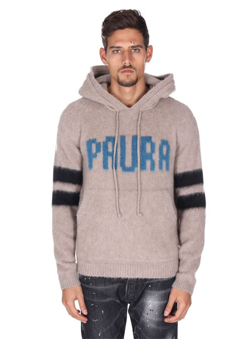 PAURA | Sweatshirt | 02PM9013M04995DOVE  - COLOR/B