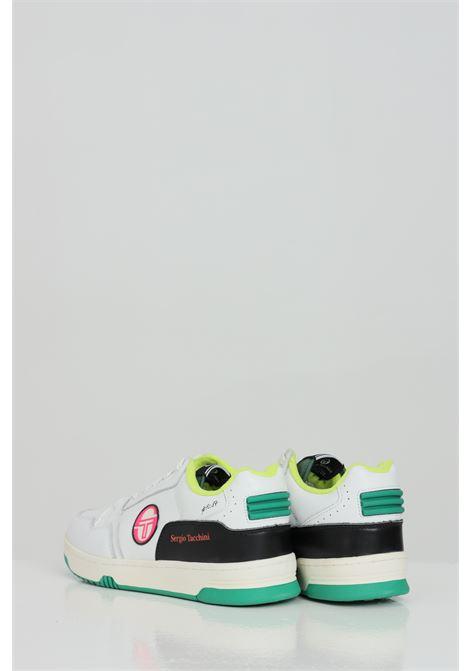 PRIME SHOT WHITE/GREEN/BLA SERGIO TACCHINI | Sneakers | 922100WH/GREEN/BLACK